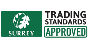 Surrey Trading Standards Approved logo