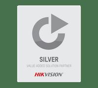 Hikvision Silver VASP Partner logo