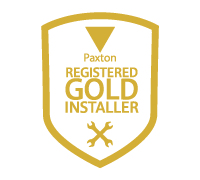Paxton Gold Installer logo