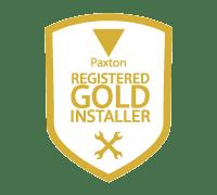 Paxton Registered Gold Installer