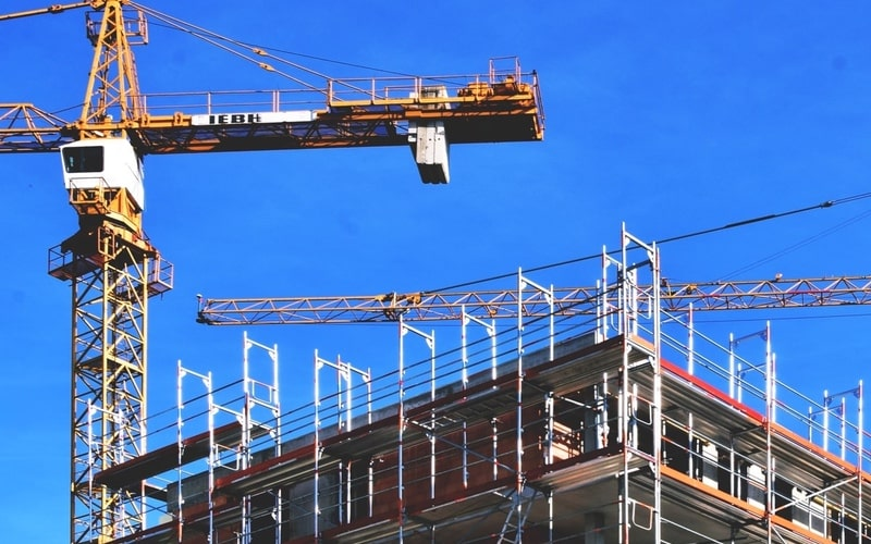 Building and construction site security systems