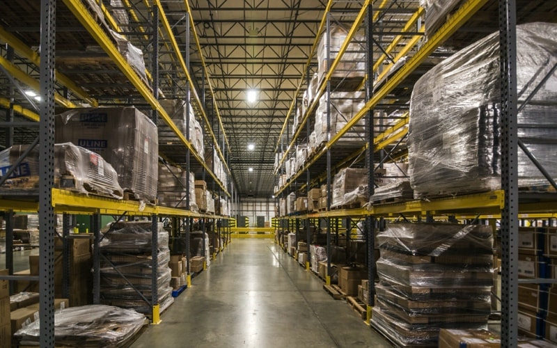 Logistics and warehouse security