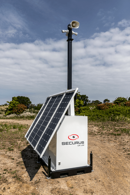 Solar Communication Platform