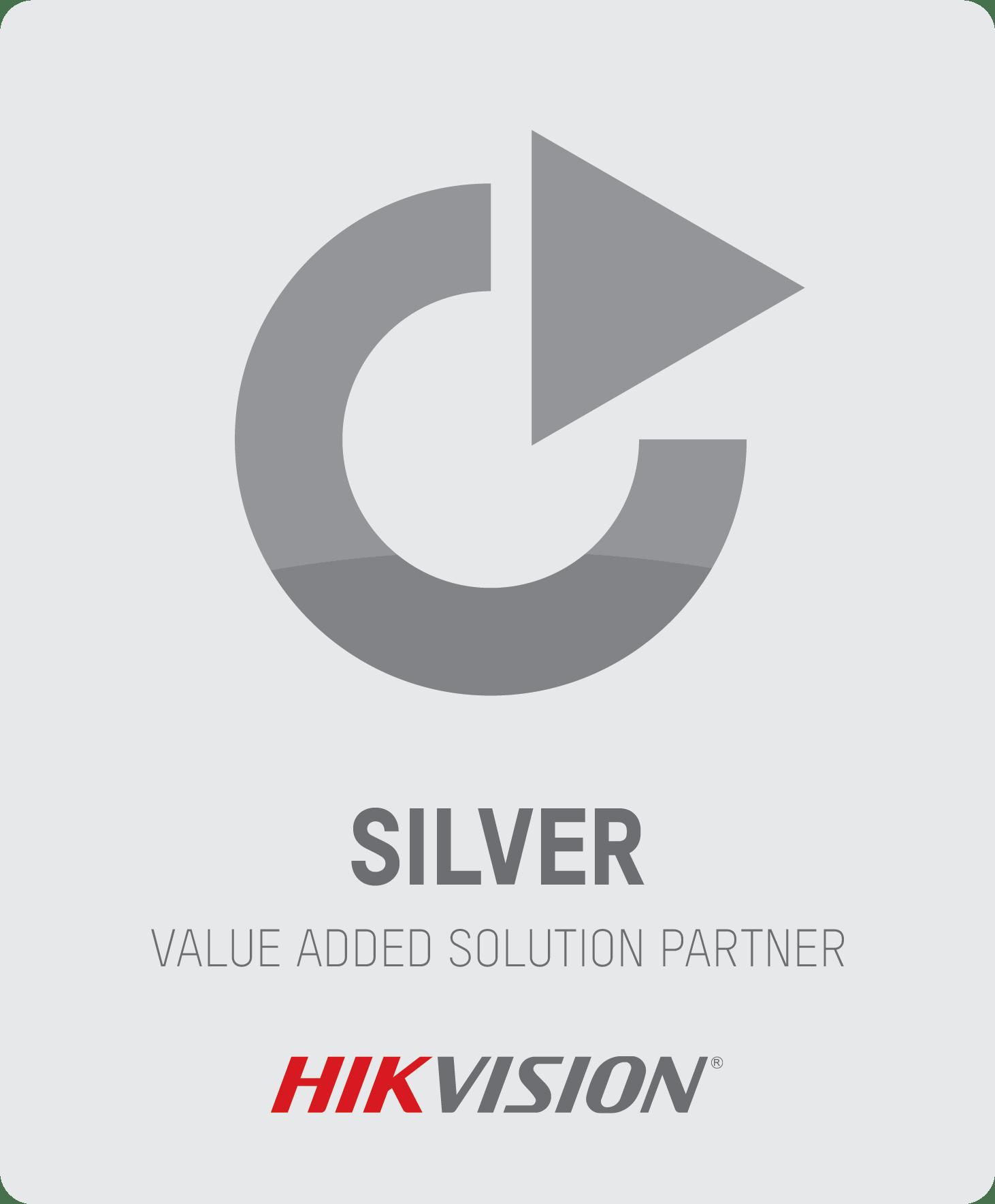 Hikvision Silver VASP