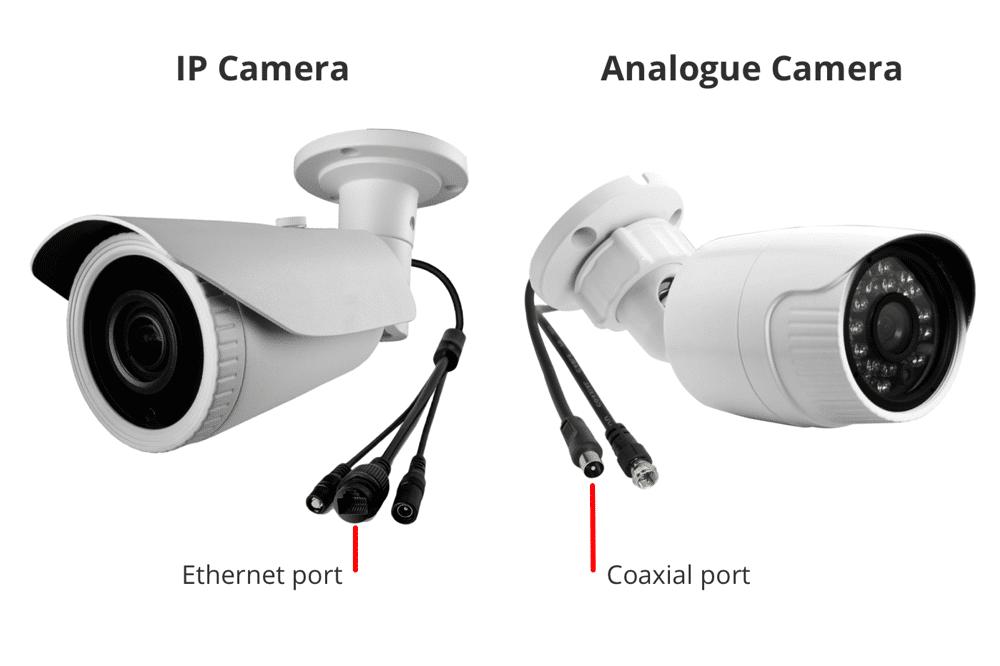 analogue v digital CCTV comparison